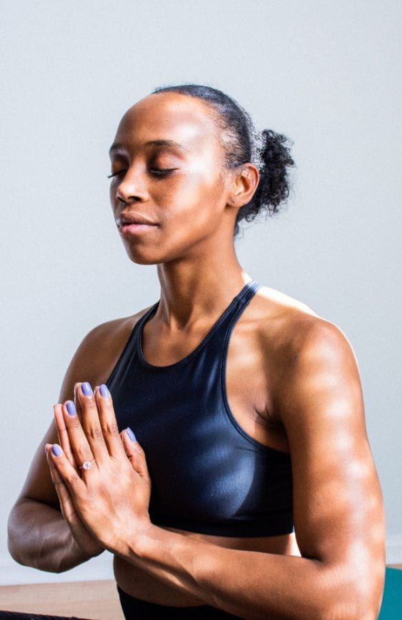 Yogo exercise zen